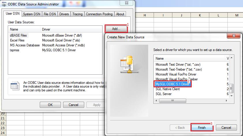 GEN-PMG-05]: Pivot Table Excel data dari Query Database MySQL